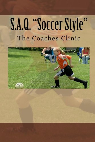 S. A. Q. Soccer Style : The Coaches Clinic: Billy Elias