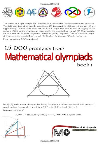 15,000 Problems From Mathematical Olympiads, Book 1: Todev, R.