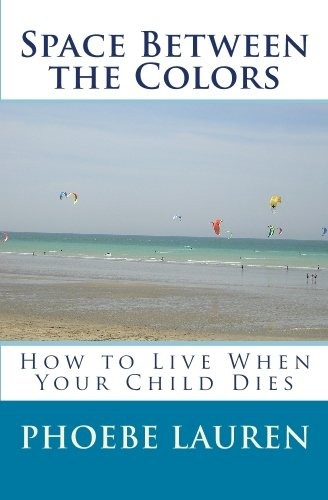 9781448629848: Space Between the Colors: How to Live When Your Child Dies