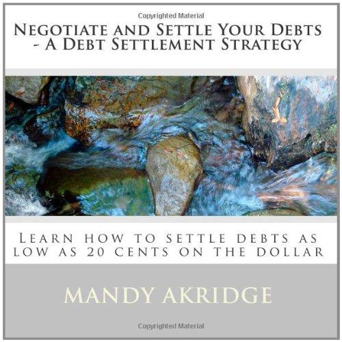 3 steps for credit card debt negotiation