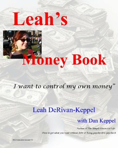9781448654406: Leah's Money Book: I want to control my own money.