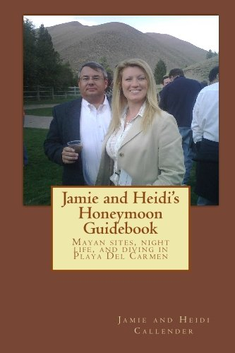9781448661039: Jamie and Heidi's Honeymoon Guidebook: compilation of site information