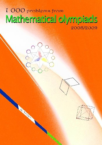 1 000 problems from Mathematical Olympiads 2008/2009: Todev, R.