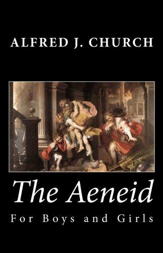9781448674091: The Aeneid for Boys and Girls