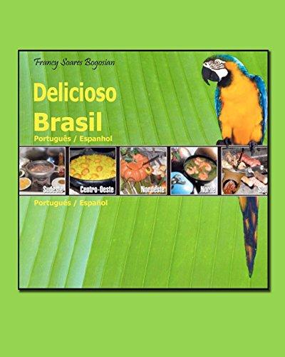 9781448678044: Delicioso Brasil Português / Espanhol