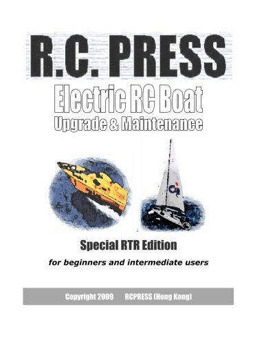 9781448682256: Electric RC Boat: Upgrade & Maintenance