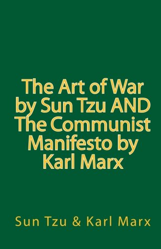 9781448686902: The Art of War by Sun Tzu AND The Communist Manifesto by Karl Marx