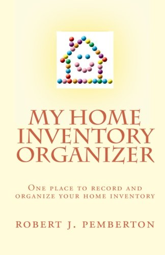 9781448692361: My Home Inventory Organizer: One Place to Record and Organize Your Home Inventory