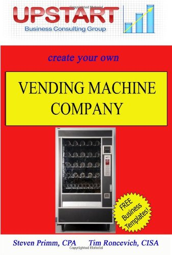 9781448694983: Vending Machine Company