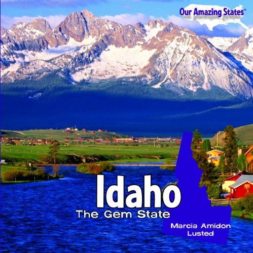 9781448806614: Idaho: The Gem State (Our Amazing States (Library))