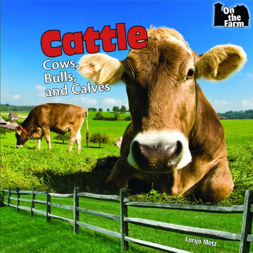 9781448806874: Cattle: Cows, Bulls, and Calves (On the Farm)