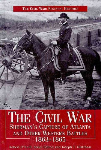 The Civil War: The Siege of Vicksburg/ Bull Run/ Gettysburg/ Sherman's Capture of Atlanta (The Civil War: Essential Histories) (1448807824) by Engle, Stephen D.; Gallagher, Gary W.; Krick, Robert K.; Glatthaar, Joseph T.