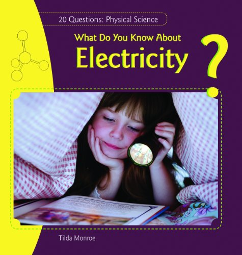 9781448812486: What Do You Know about Electricity? (20 Questions: Physical Science)