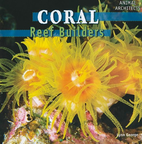 9781448813490: Coral: Reef Builders (Animal Architects)
