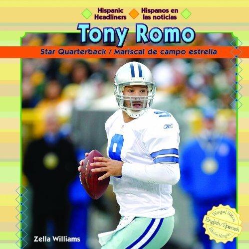 9781448814770: Tony Romo: Star Quarterback