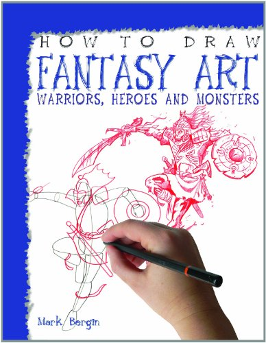 9781448815784: How to Draw Fantasy Art (How to Draw (Powerkids Press) (Library))
