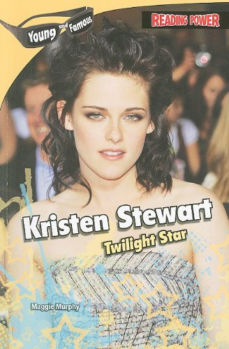 9781448817955: Kristen Stewart: Twilight Star (Young and Famous)