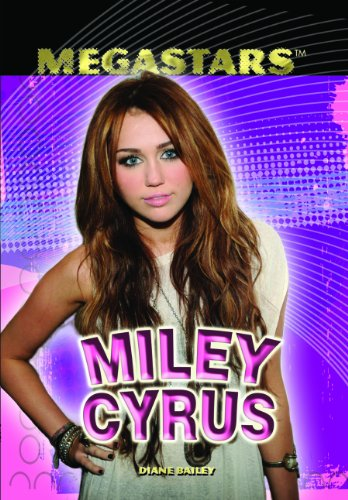 9781448822591: Miley Cyrus (Megastars (Paperback))