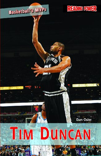 9781448826384: Tim Duncan (Basketball's MVPS - Reading Power)