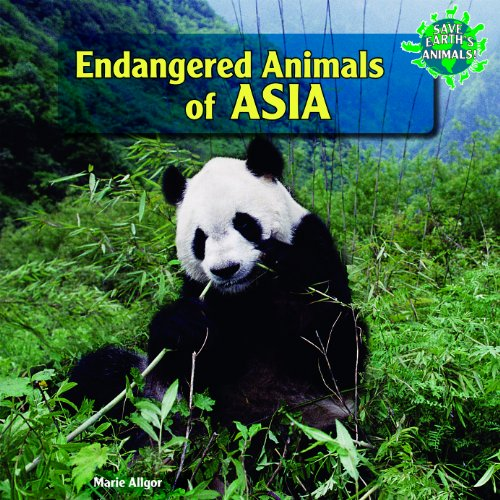 9781448826421: Endangered Animals of Asia (Save Earth's Animals! (Paperback))