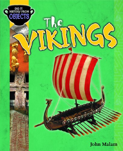 9781448832866: The Vikings (Dig It: History from Objects)