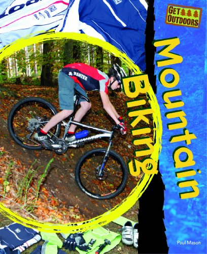 Mountain Biking Get Outdoors: Paul Mason