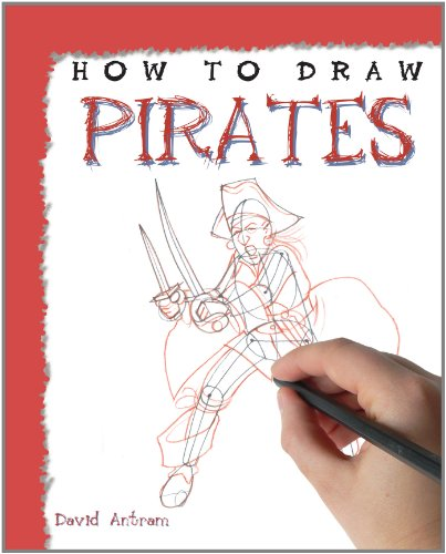 9781448845156: How to Draw Pirates