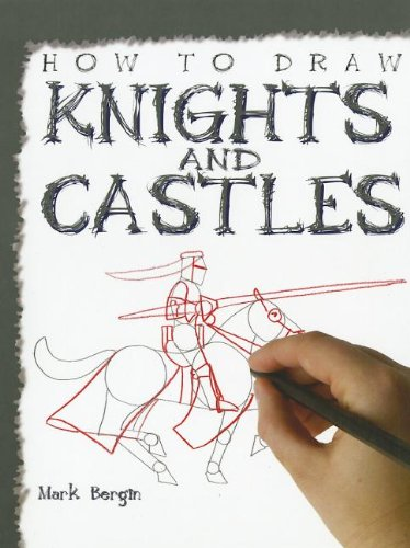 9781448845224: How to Draw Knights and Castles (How to Draw (Powerkids Press) (Paper))