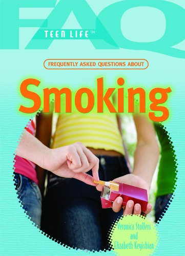 9781448846313: Frequently Asked Questions About Smoking (Faq: Teen Life)