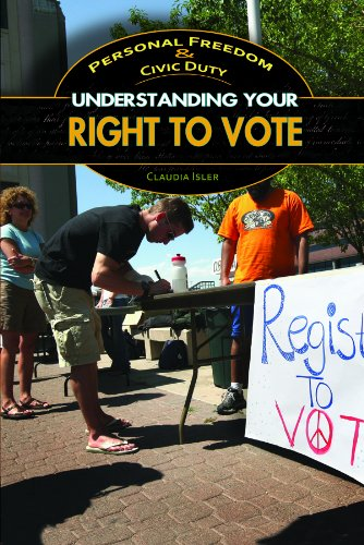 Understanding Your Right to Vote (Hardback): Barbara Jean Quinn, Claudia Isler