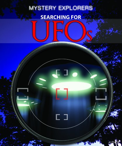 Searching for UFOs (Mystery Explorers): Richards, Dillon H.,