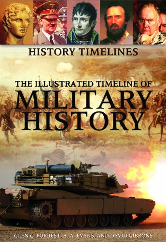 9781448847945: The Illustrated Timeline of Military History (History Timelines)