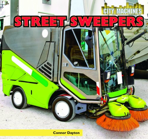 Street Sweepers (City Machines): Dayton, Connor
