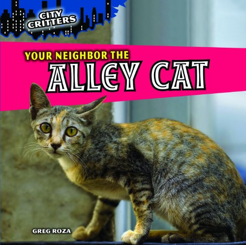 Your Neighbor the Alley Cat (Hardback)
