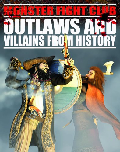 9781448851997: Outlaws and Villains from History (Monster Fight Club)