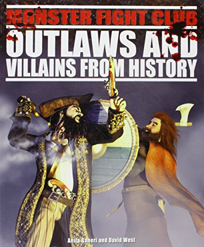 9781448852369: Outlaws and Villains from History (Monster Fight Club)
