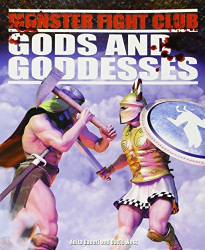 9781448852420: Gods and Goddesses (Monster Fight Club)