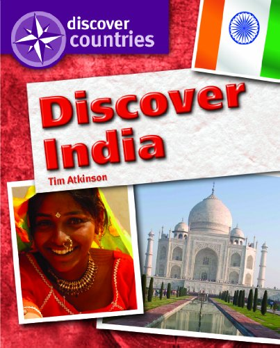 9781448852680: Discover India (Discover Countries (Capstone))