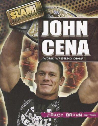 9781448855933: John Cena: World Wrestling Champ (Slam! Stars of Wrestling)