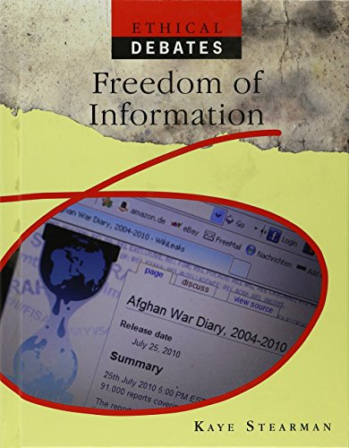 9781448860197: Freedom of Information (Ethical Debates (Library))