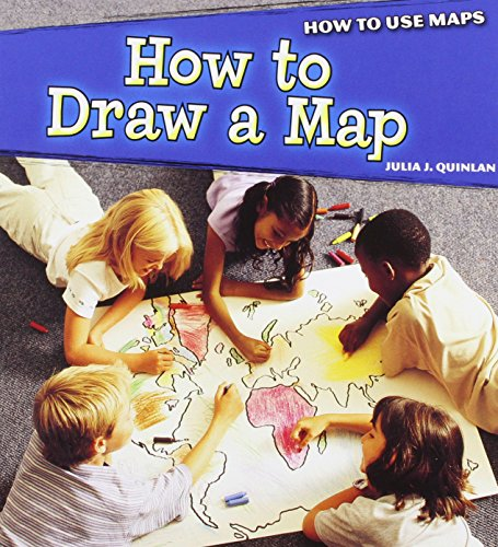9781448862740: How to Draw a Map (How to Use Maps)