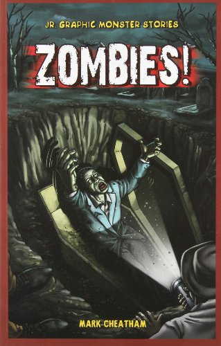 9781448864010: Zombies! (JR. Graphic Monster Stories)
