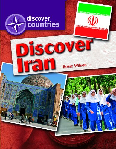 Discover Iran (Discover Countries): Rosie Wilson