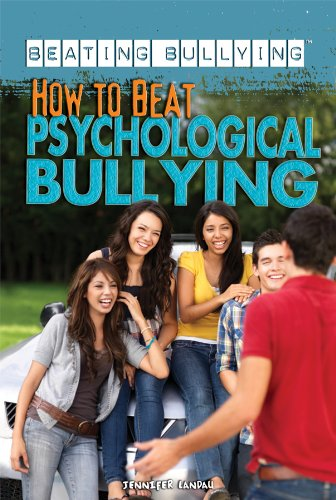 9781448868094: How to Beat Psychological Bullying (Beating Bullying)