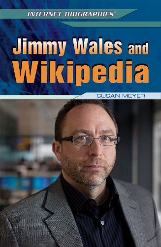 9781448869121: Jimmy Wales and Wikipedia (Internet Biographies)