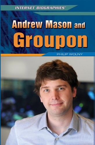 9781448869169: Andrew Mason and Groupon