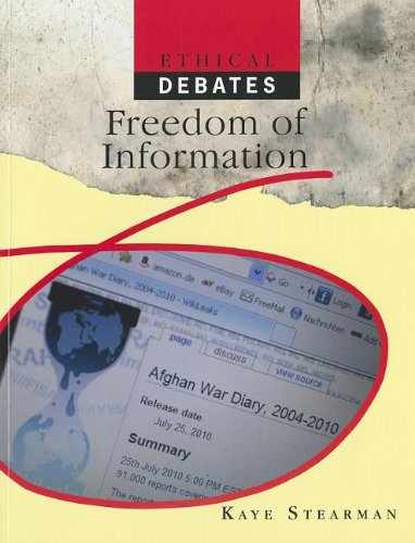 9781448870080: Freedom of Information (Ethical Debates (Paper))