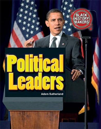 Political Leaders (Black History Makers): Sutherland, Adam