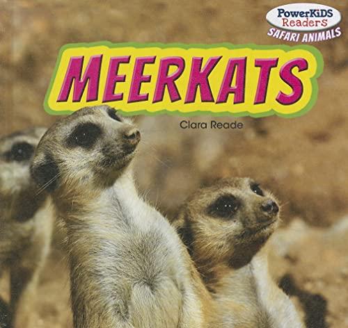 9781448873944: Meerkats (Powerkids Readers: Safari Animals)