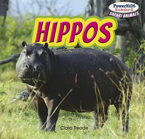 9781448874729: Hippos (Powerkids Readers: Safari Animals)